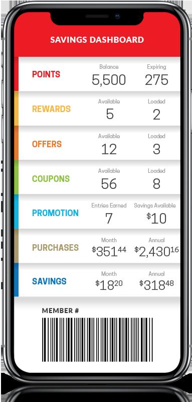Relationshop Rewards Module